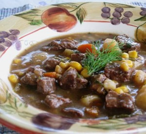 Beef Stew – (Pressure Cooker Recipe)