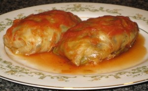 Cabbage Rolls – Vegetarian Recipe & Technique
