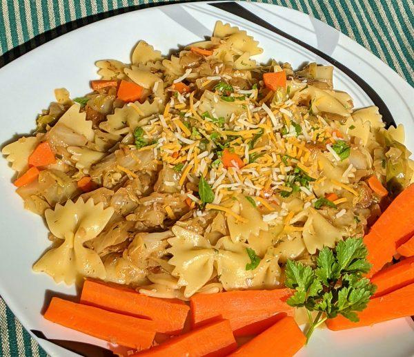 Halushky (Ha-loosh-ky) – Vegetarian Recipe