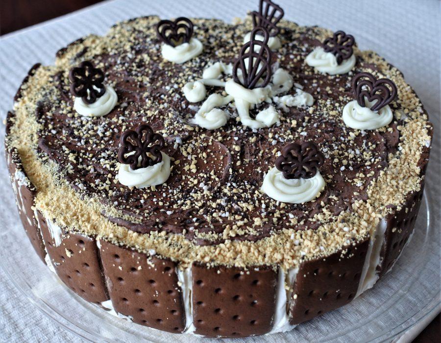 Ice Cream Cake – Recipe