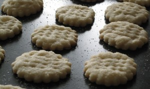 Cream Wafers - already baked