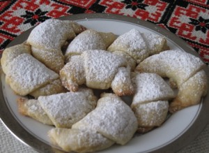 Dycio Crescents – Cookie Recipe