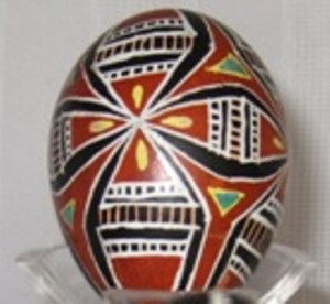 Ukrainian Easter Egg - Family collection
