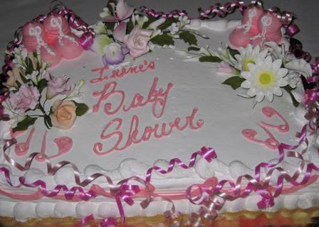 baby shower cakes baby shower cakes writing