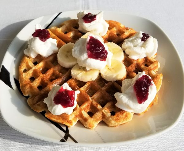 Buttermilk Waffles – Recipe