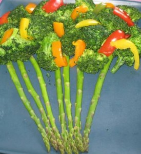 Edible vegetable Tree
