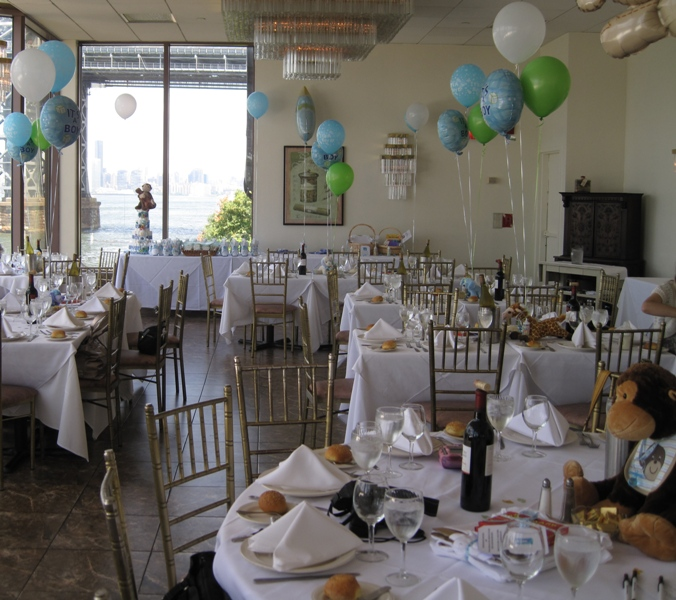 Baby Shower Party Room
