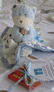 Centerpiece - Soft Cudly Bear