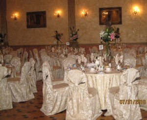 Reception Banquet Hall - Toronto, Canada