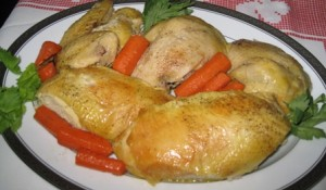 Roasted Chicken – Recipe And Many Tips