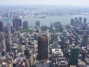 View 3 of NYC from Empire State Building