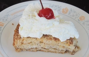 Apple Dessert – Recipe