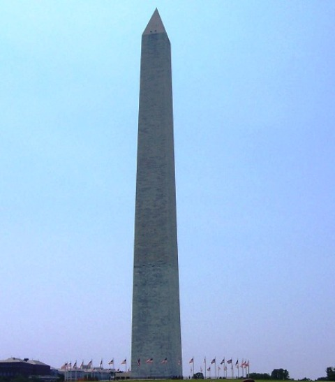 Monument of George Washington