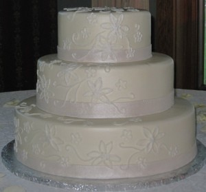 Wedding Cake - O and M