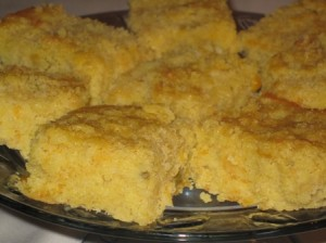 Very Moist Cornbread – Recipe