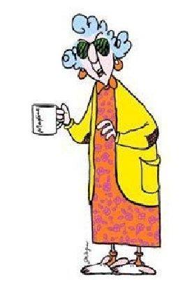 maxine suburban grandma