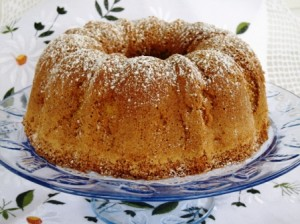 One Step Sponge Cake – Passover Recipe