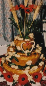 Ukrainian Wedding Korovai – Recipe from Peremyshl Region