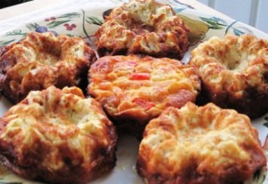 Breakfast Minni Quiches