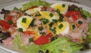 Grandma Z's Chef Salad