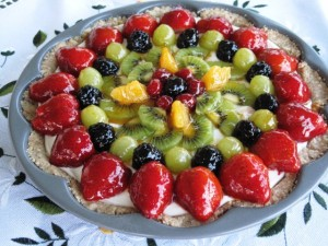 Summer Fruit Tarte