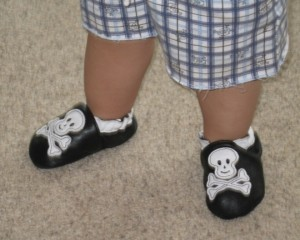 Pirate shoes