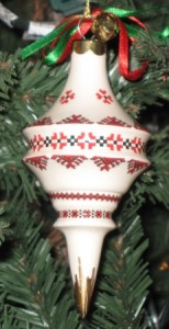 Ceramic ornament 4