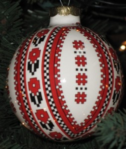 Ceramic ornament 5