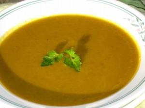 Carrot Soup - The Fat Smash Diet