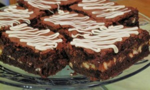 Layered brownies 4