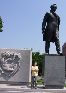 commemorative tribute - Taras Shevchenko - Washington DC