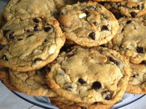 Jumbo Chocolate Chip Cookies – Recipe