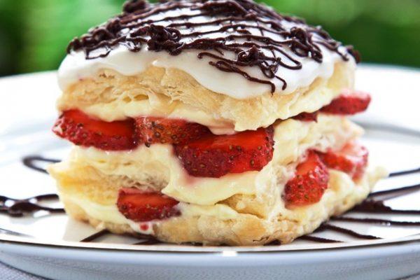 Cake Recipes Impressive: Impressive Looking Dessert