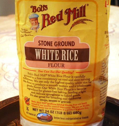 Rice Flour Dumplings (Varenyky, Perogie) – Gluten Free