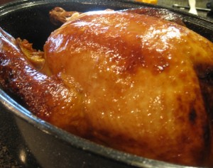Roasted Turkey – Martha Stewart's Recipe