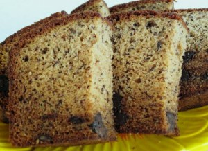 Exotic Banana  Bread