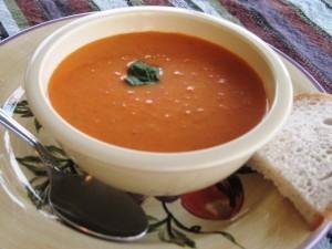 CreamyTomato-soup