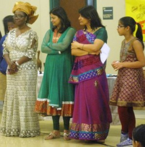 Ethnic Attire from India and Africa