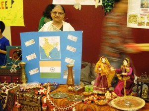 India table 1