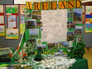 Ireland table