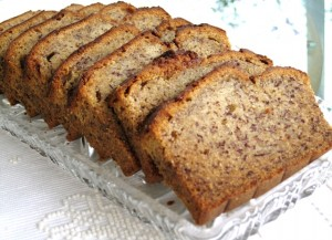 Banana Bread – Nuwave Oven Recipe