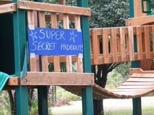 Super Heroes Obstacle Course - part 2