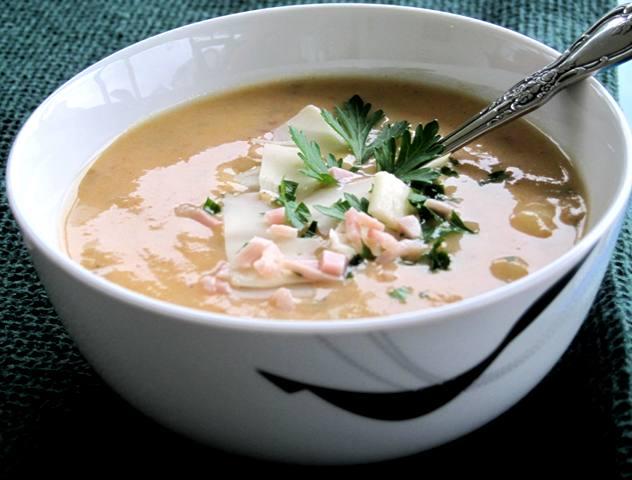 Cream of Potato Soup 2