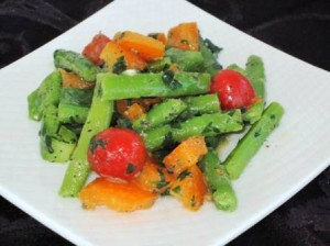 Green-Bean-Vinaigrette