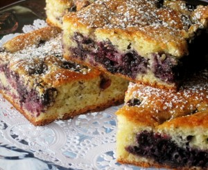 Blueberry Sheet Cake 3