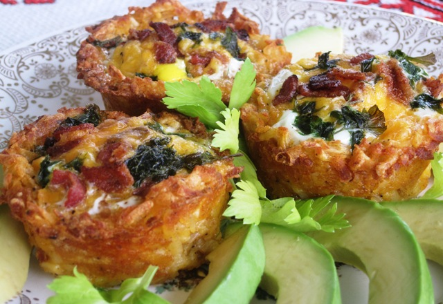 Eggs in Nests – Super breakfast for a crowd