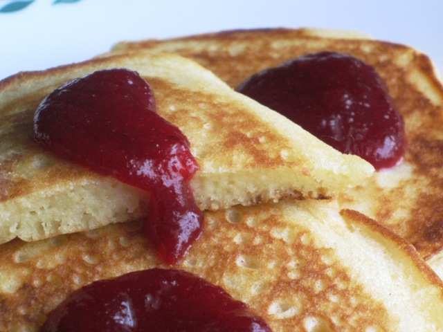 Fluffy and Buttery Pancakes – Recipe