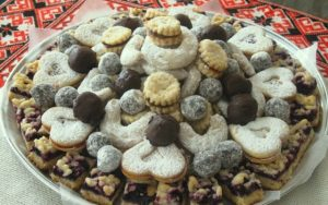 Assorted Cookie Platter