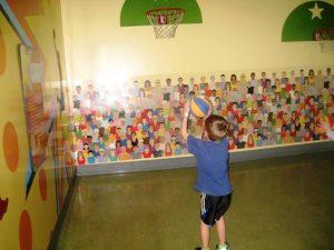 Basketball center