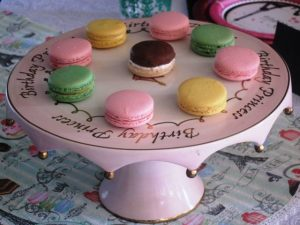 very special hand made macarons